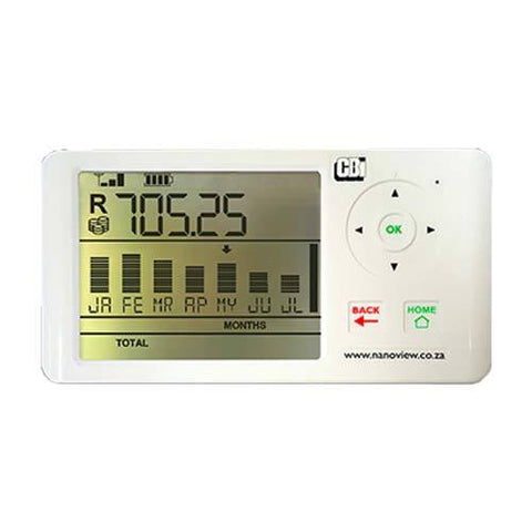 NanoView Electronic Meter