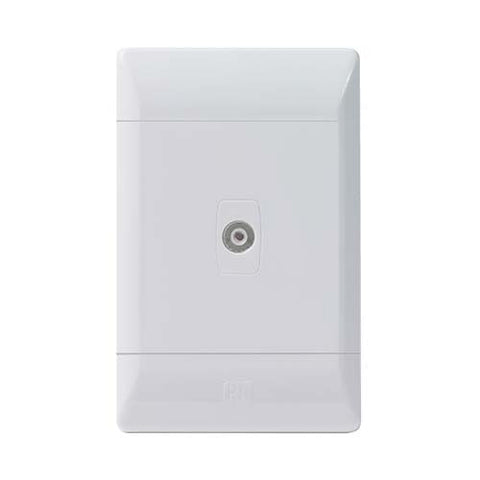 CBi PVC Single TV Socket TV678-P