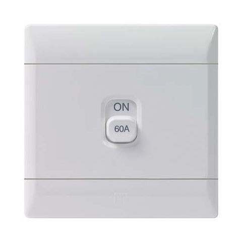 CBi PVC Isolator Switch 2 Pole 60A I129-P