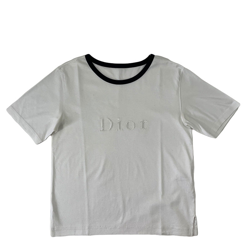Dior Spell-Out Tee (womens)