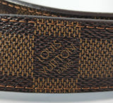 Louis Vuitton Damier Belt