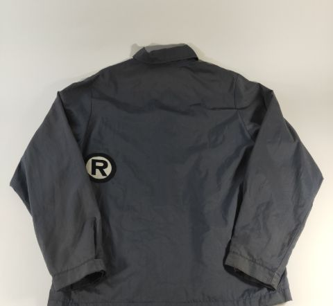 BAPE OG Coach Jacket (Navy)