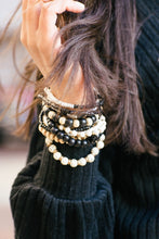 Load image into Gallery viewer, Assorted Bead Stretch Bracelet Stack-Liz + Lee Boutique