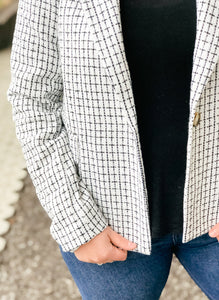 Boss Babe Blazer-Liz + Lee Boutique