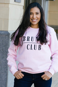 Brunch Club Sweatshirt-Liz + Lee Boutique