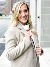 Load image into Gallery viewer, Business Girl Coat Jacket-Liz + Lee Boutique