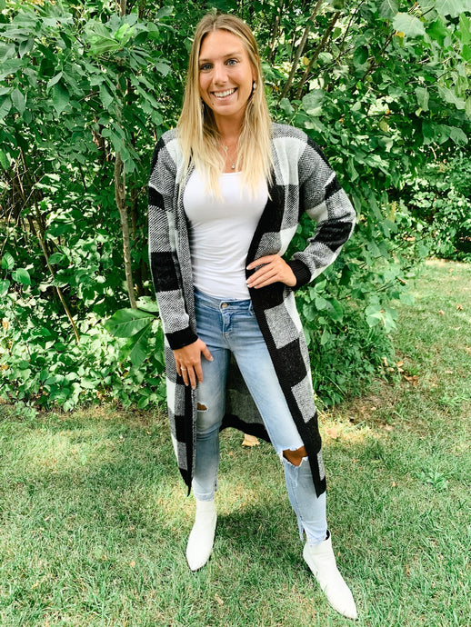 Chasing You Cardigan-Liz + Lee Boutique