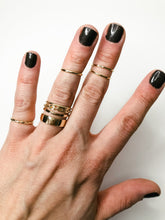 Load image into Gallery viewer, Gold Stacking Ring Set-Liz + Lee Boutique