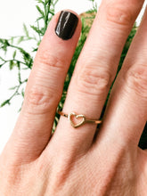 Load image into Gallery viewer, Heart You Ring-Liz + Lee Boutique