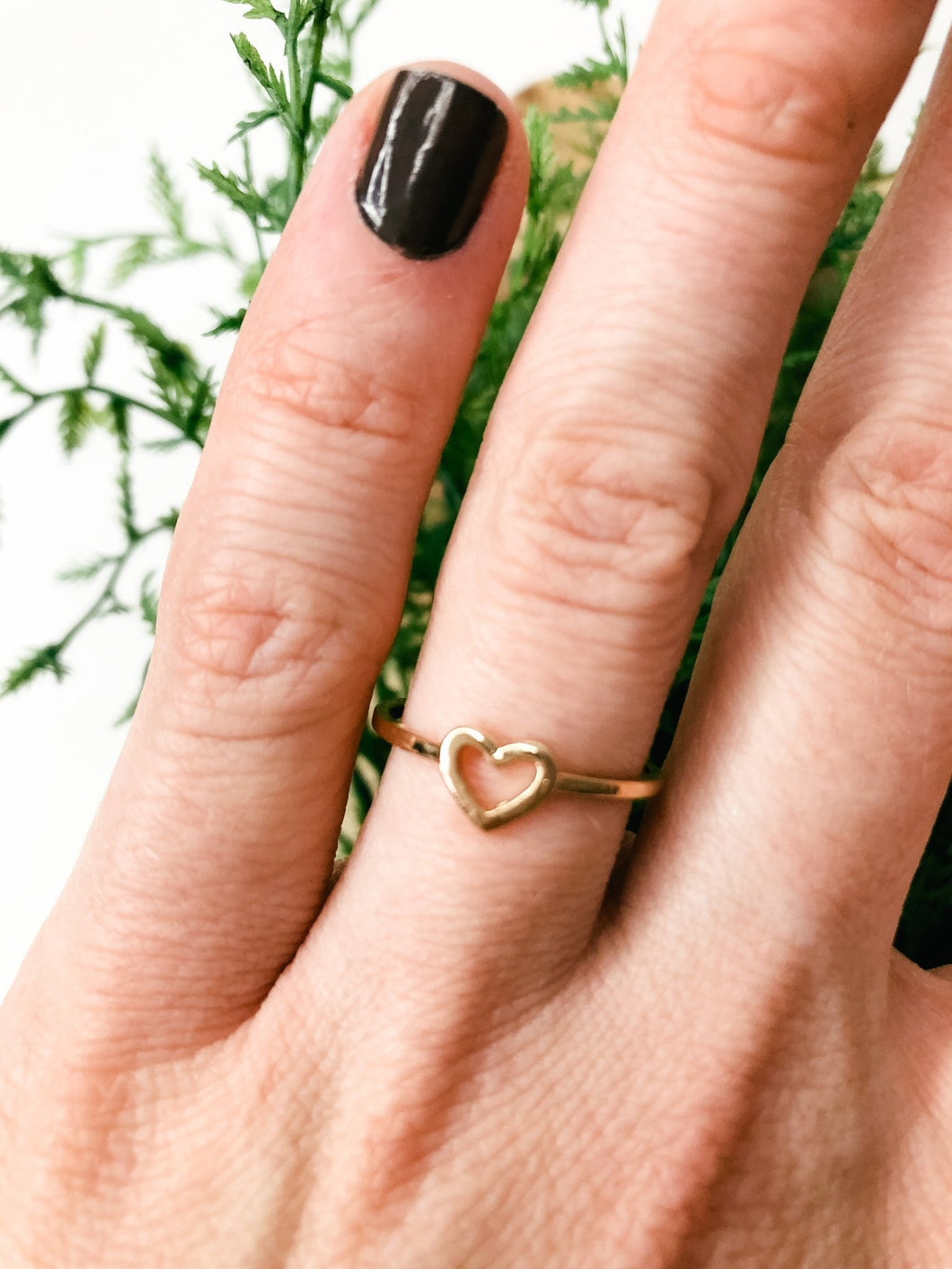 Heart You Ring-Liz + Lee Boutique