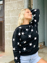 Load image into Gallery viewer, Starry Eyed Hoodie-Liz + Lee Boutique