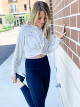 Load image into Gallery viewer, Straight To The Point Black Leggings-Liz + Lee Boutique