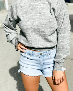 Your Basic Crew Neck-Liz + Lee Boutique