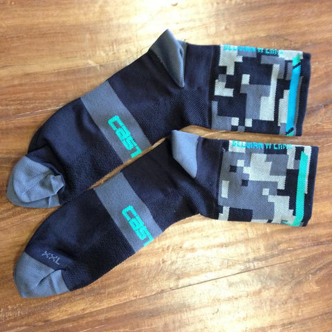 2016 Team Belgianwerkx Sock