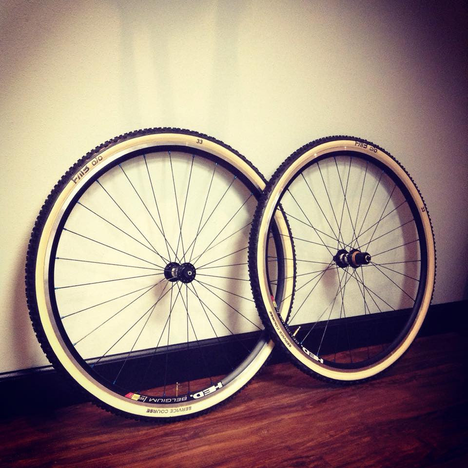 CX Rim Pro - Belgianwerkx Signature Wheel Collection