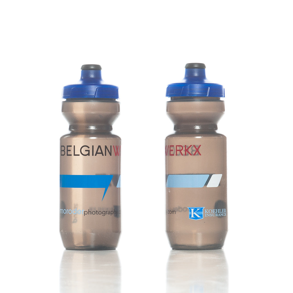 Team Belgianwerkx Purist Bottle