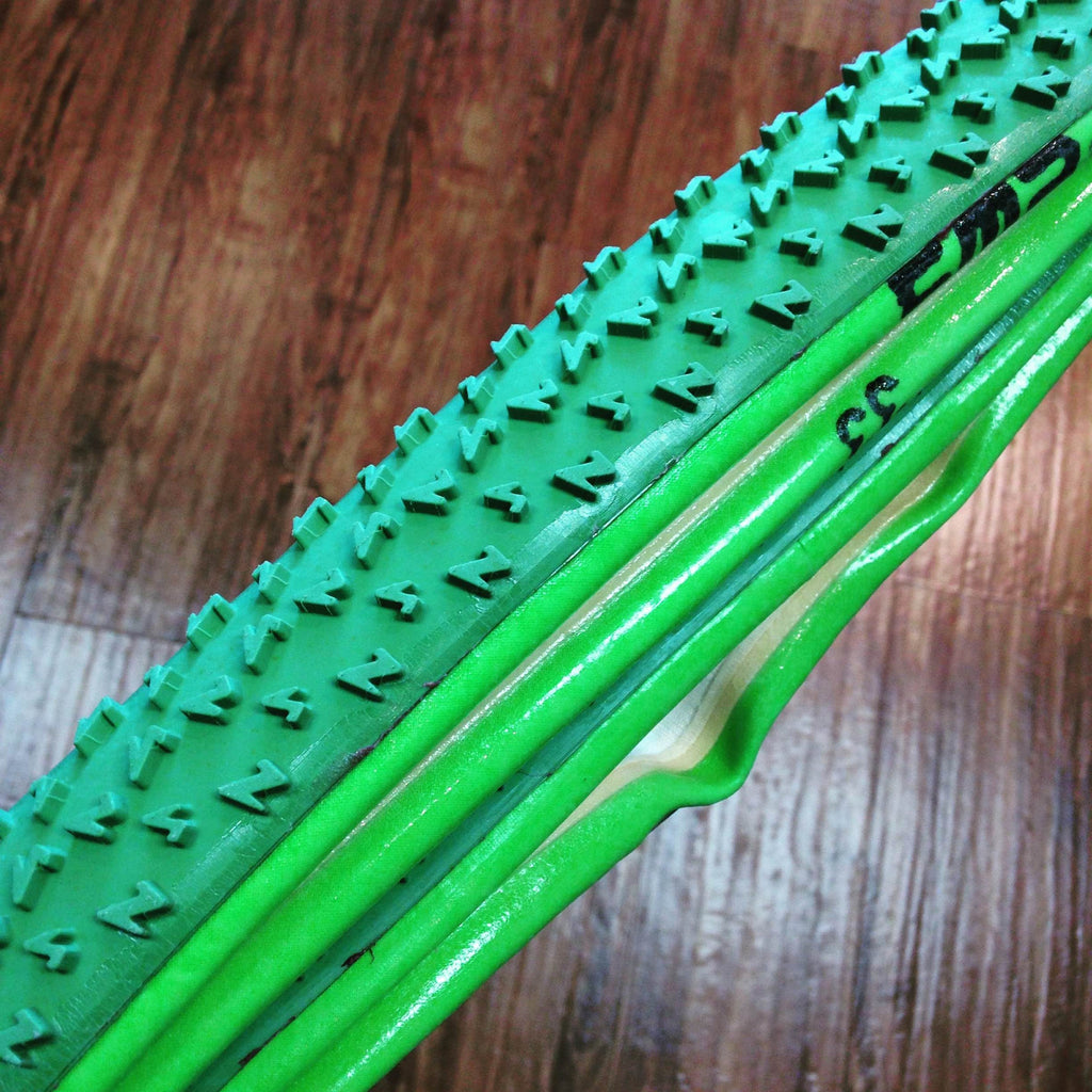 FMB SSC Super Mud- Silica Green Tread - PRO Casing - Green