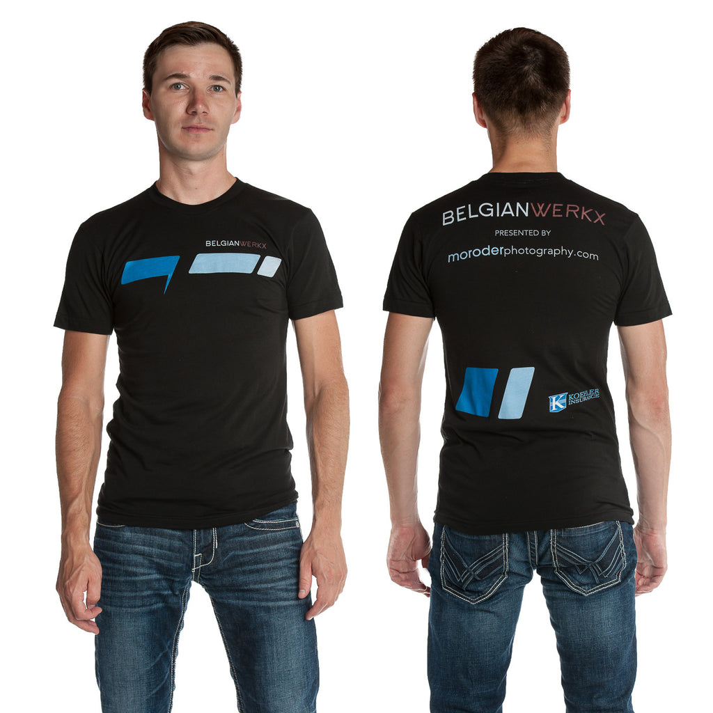 Team Belgianwerkx T-shirt Mens