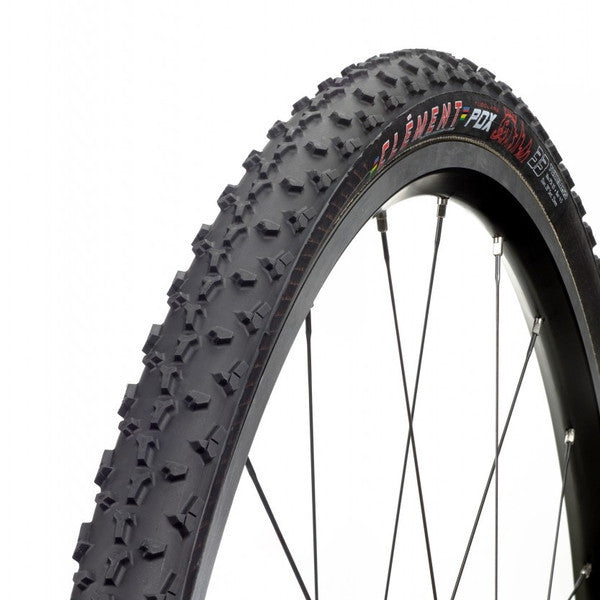 Clement Crusade PDX Tire 700 x 33 Black Folding Bead CX