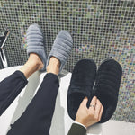 2019 New  pure color  young Fashion Comfortable Slippers 13976