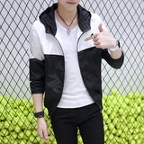 New Fashion  Skull  young  slim fit Jackets Jackets 14499-np