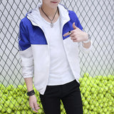 New Fashion  Skull  young  slim fit Jackets Jackets 14499