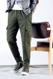 New Fashion  Stripe  Fashion  loose Casual Trousers Casual Trousers 14592