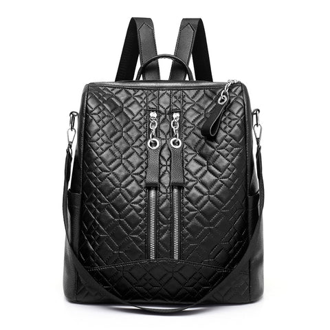 Fashion Women Backpack High Quality Backpacks FFemale School Shoulder Bag 16209