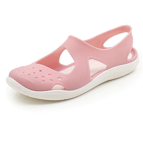 New Women Jelly Sandal Shoe 240736