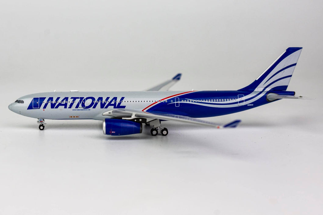 1:400 NG National Airlines A330-200 N819CA