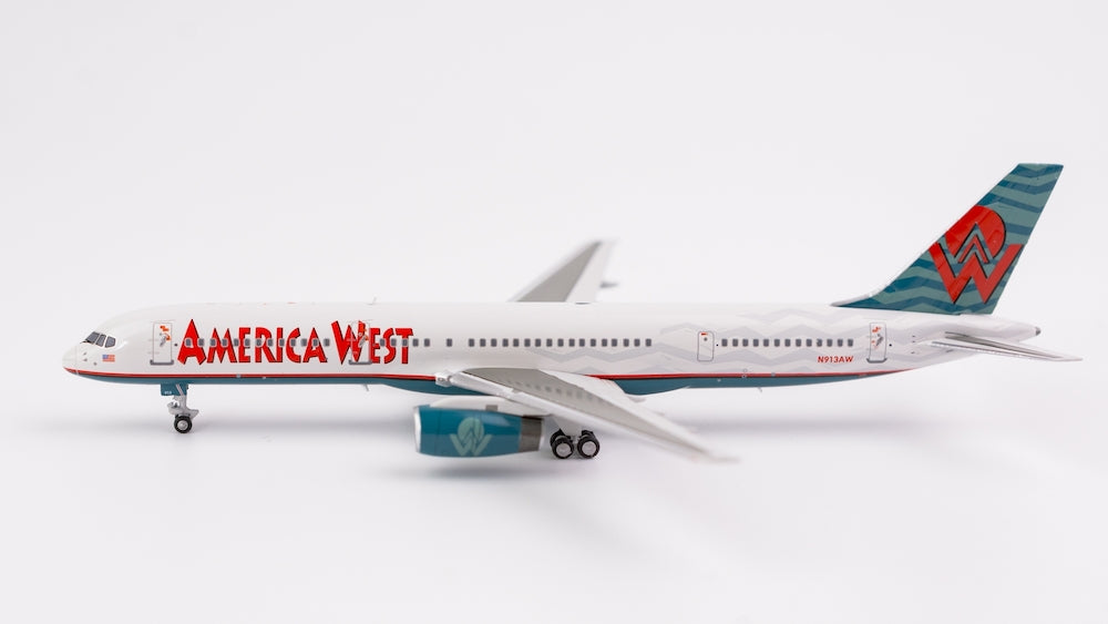 1:400 NG America West Airlines B757-200 N913AW