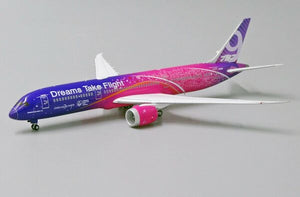 "1:400 BOEING COMPANY DREAM TAKE FLIGHT B787-9 N1015B ""FLAPS DOWN"""