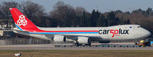 Load image into Gallery viewer, 1:400 JC WINGS CARGOLUX B747-8F LV-VCC