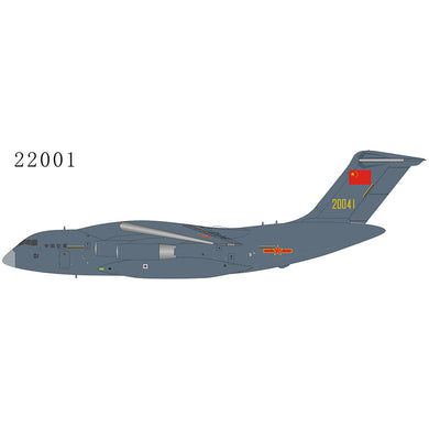 1:400 NG PLA Air Force Xian Y-20 20041 (with limited card) (new moulds)