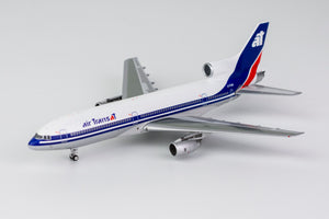 "1:400 NG AIR TRANSAT L-1011-1 C-FTNC ""1980s colors, silver belly"" [sold out backorder FEB]"