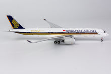 "Load image into Gallery viewer, 1:400 NG SINGAPORE A350-900 9V-SMF ""10,000th Airbus Aircraft"""