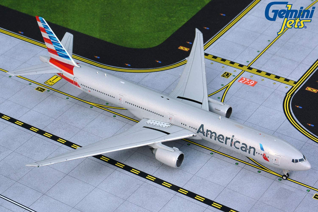 1:400 GEMINI JETS AMERICAN B777-300ER N735AT