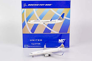 1:400 NG UNITED B737-800 N77296 MERGER