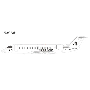 1:200 United Nations CRJ-200LR C-FXLH