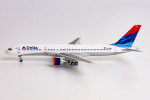 "1:400 NG DELTA 757-200 N650DL ""COLORS IN MOTION"""