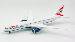 1:400 NG BRITISH AIRWAYS B787-900 G-ZBKR