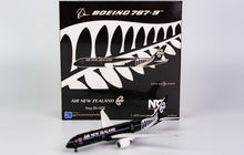 "Load image into Gallery viewer, 1:400 NG AIR NEW ZEALAND B787-9 ZK-NZE ""ALL BLACK"""