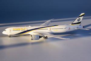 1:400 NG EL AL B787-9 4X-EDM JERUSALEM OF GOLD