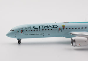 "1:400 NG ETIHAD AIRWAYS 787-10 Dreamliner A6-BMH ""Greenliner"""