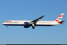 Load image into Gallery viewer, 1:400 NG BRITISH AIRWAYS B787-10 Dreamliner G-ZBLB