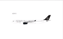 "Load image into Gallery viewer, 1:400 NG AIR CANADA A330-300 C-GEGI ""Star Alliance"""