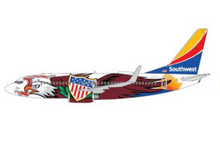 Load image into Gallery viewer, 1:400 GEMINI JETS SOUTHWEST B737-700 N918WN 'ILLINOIS ONE'
