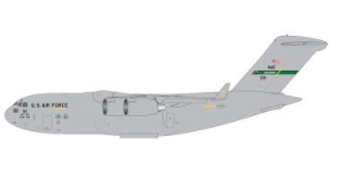 1:400 GEMINI JETS U.S. Air Force C-17A Globemaster III 1111