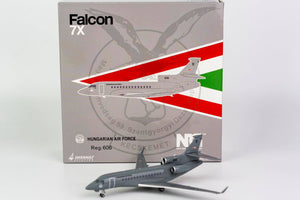 1:200 NG HUNGARIAN AIR FORCE FALCON 7X 606