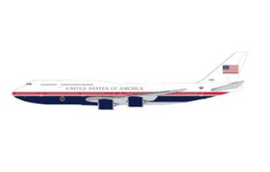 1:200 GEMINI JETS U.S. Air Force One B747-8i 30000